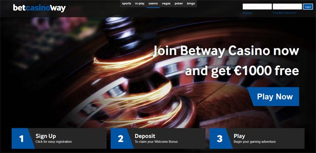 Top Microgaming Casinos: betway